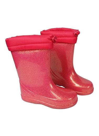 Jollybaby Yağmur Çizmesi Fuşya